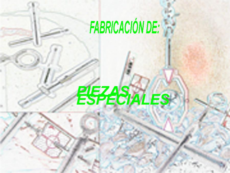 Fabricación de Piezas