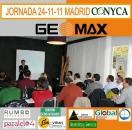 JORNADA 24-11-11 CONYCA GEOMAX