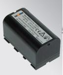 Bateria  Geomax ZBA400