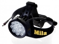 Mila headlamp Vega