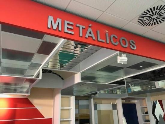 Techos metálicos