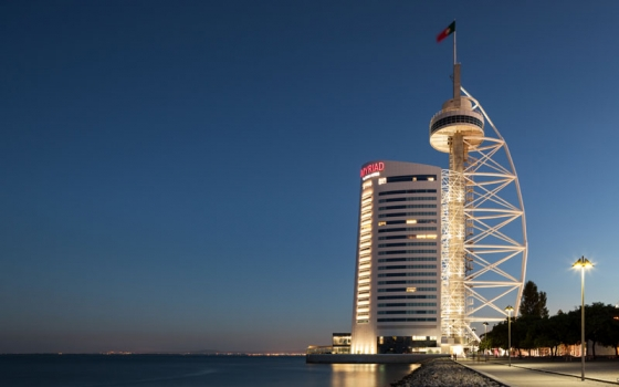 Spektakuläres neues 5* Hotel in Lissabon