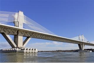 Inauguración del Puente Vidin - Calafat
