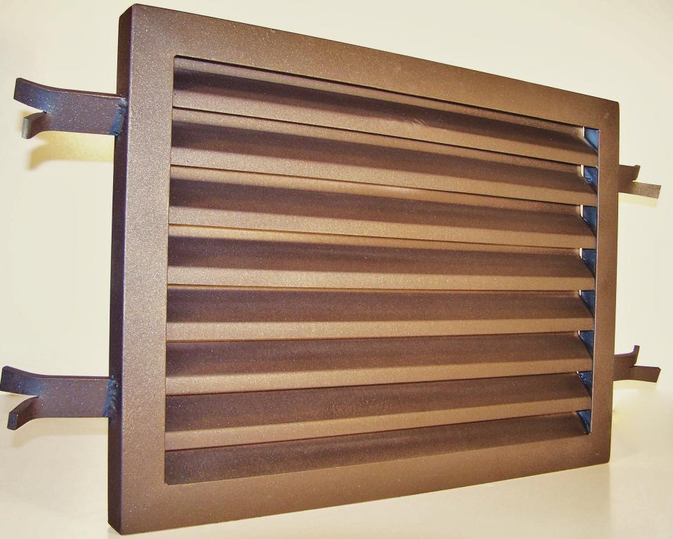 Rejilla venti - Rejilla de ventilacion regulable ...