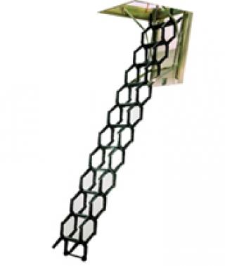 Escaleras Flexa pared escamoteables y plegables