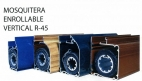 Mosquitera enrollable vertical R-45