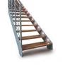 Escalera recta metálica Tron R