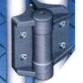 Puerta cierre automático magnético