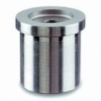 Adaptador para pasamanos Mod 0726 de acero inoxidable de D60,3x2mm   Tornillería QS-26 recomendada no incluida