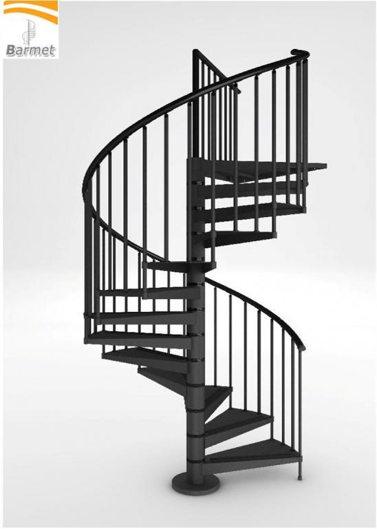 Cat logo de escaleras - Escaleras de caracol metalicas ...