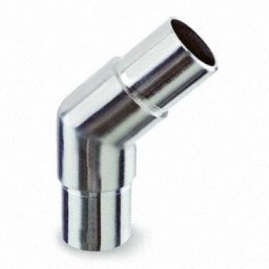 Racor de unión a 135° de tubo 300