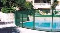 Valla de piscina Prestigio desmontable