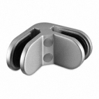 pinzas de acero inoxidable para vidrio q-railing