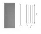 Tapa de aluminio PM-24 para perfil perfil Top...