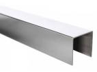 Pasamanos de aluminio Barmet