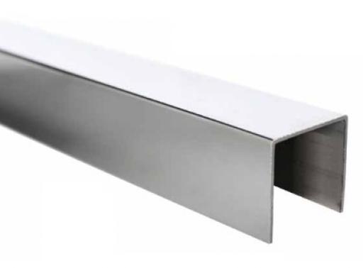 pasamanos de aluminio SV-1250 junquillo
