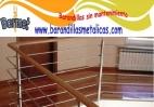 Accesorios Serie Arteferro inoxidable madera