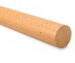 Redondo de madera de Haya para pasamanos 8925
