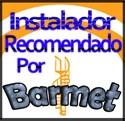 Instalador recomendado por Barmet