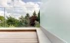 barandilla de vidrio al aire jg barmet 1kn montaje superior SV-1301