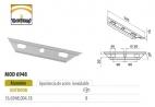 sistema de drenaje de la barandilla easy glass slim descriptiva