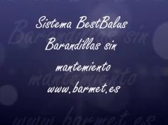 Montaje Barandilla Best Balus