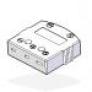 Conector mini para termopares y termorresistencias
