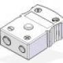 Conectores cerámicos para termopares