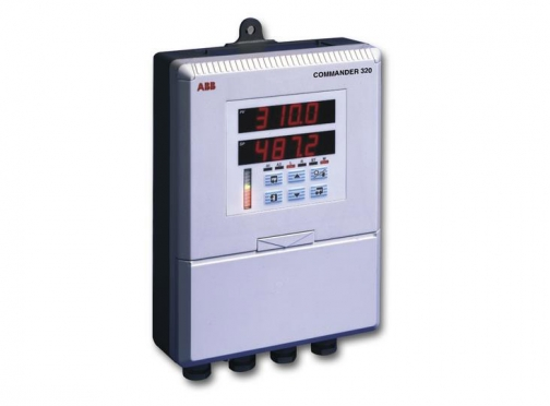 Controlador de presión diferencial para montar en pared/tuberia