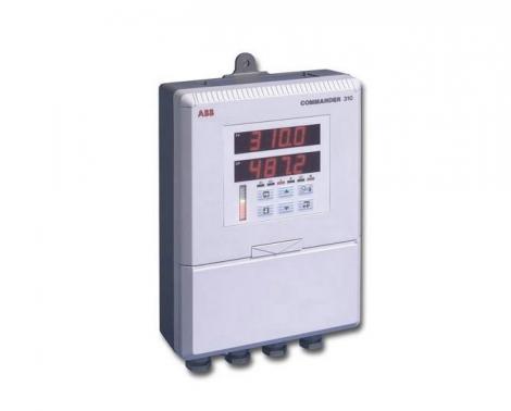 Controlador de proceso para montar en pared/tuberia