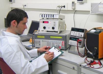 calibración de temperatura