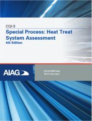 Nueva revision 4 de la normativa CQI9 ¿Cómo afecta al control de mi de Tratamiento Térmico?