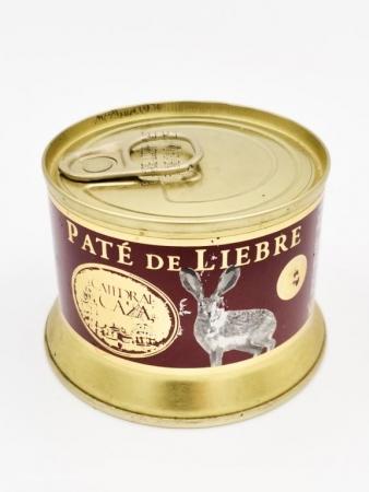 Paté de liebre