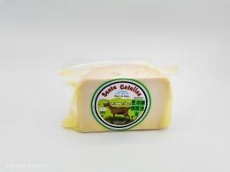 Queso de cabra curado con aceite Santa Catalina