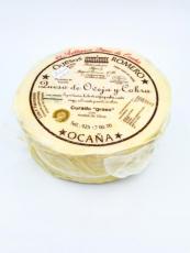 Medio queso de oveja y cabra curado graso