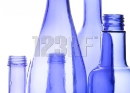 Envases de vidrio para uso alimentario
