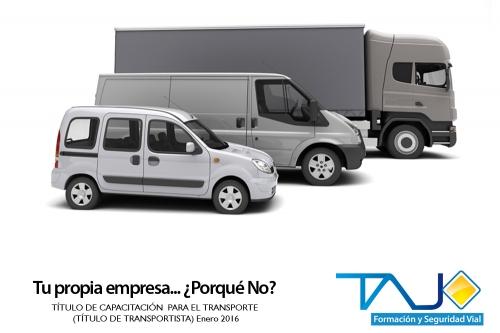 ¿Cómo crear una empresa de transporte?, te decimos como: