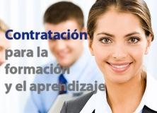 CONTRATO PARA FORMACIÓN Y EL APRENDIZAJE