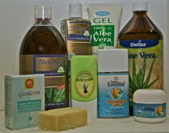 PRODUCTOS DE ALOE