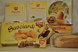 Alimentación para Celiacos