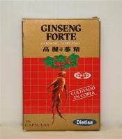 Comprimidos de Ginseng Forte Dietisa