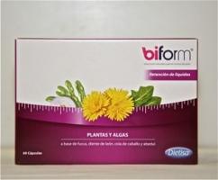 Bioform Plantas y algas