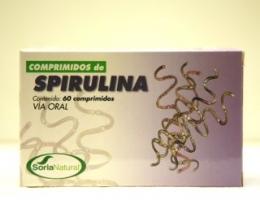 Comprimidos de algas