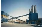 Concrete plant with mixers(Las Palmas)