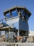 Unload cement tanker ecologic hopper
