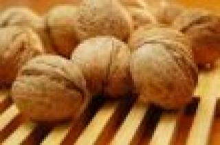 Beneficios dietéticos de nueces y cacahuetes