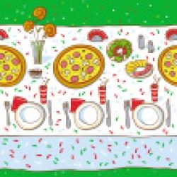 El hambre hedonista, culpable de los kilos de más tras la Navidad.