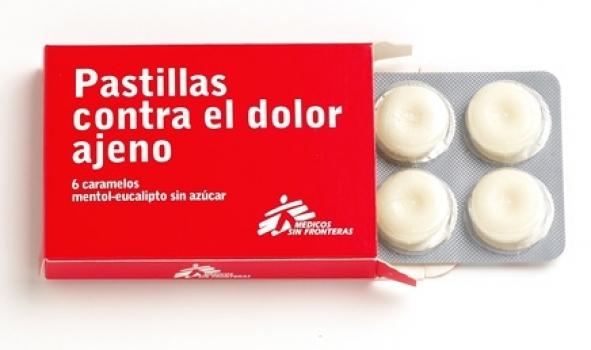 La instrucción sobre las pastillas tabeks