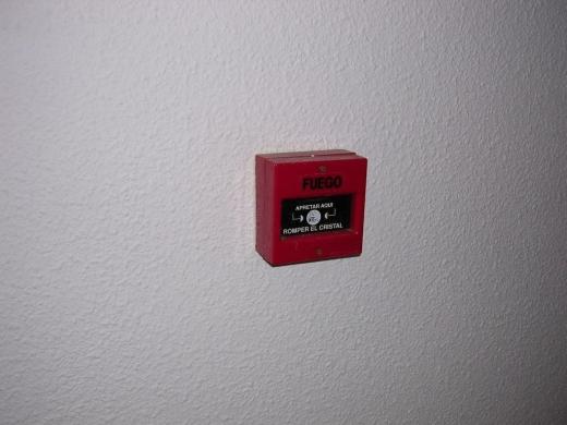 Sistema de prevención de incendios