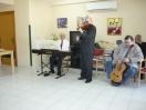 Espectáculo de voluntarios de la ONCE